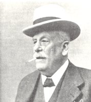 Charles Cruft in 1931